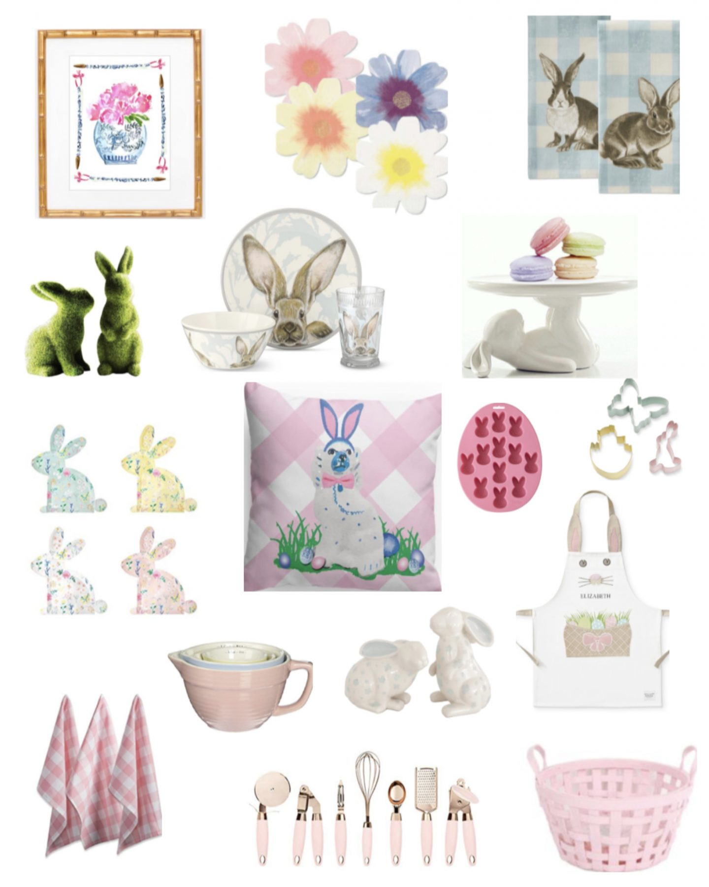 Easter Decor & Home!
