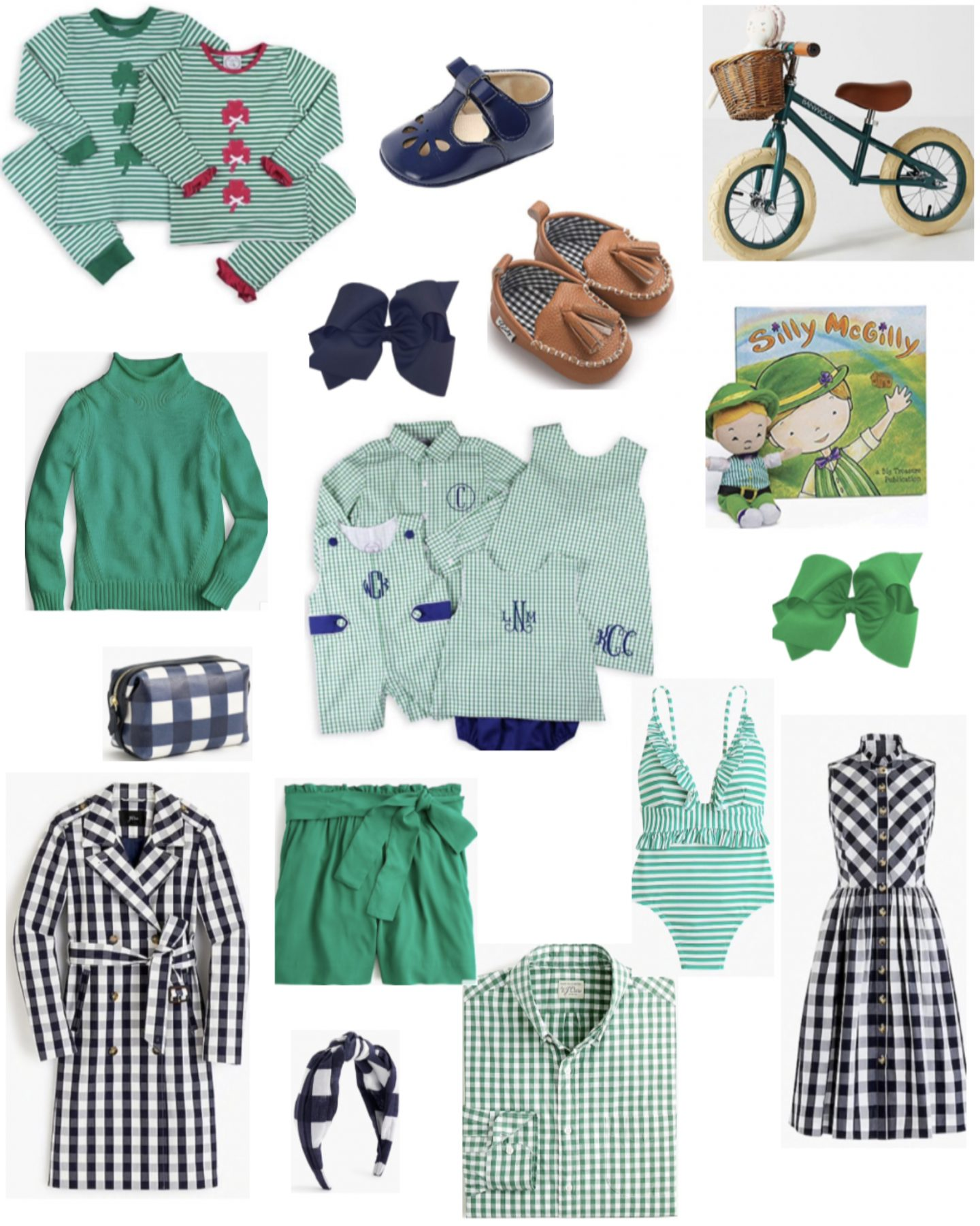 St. Patrick's Day Favorites!