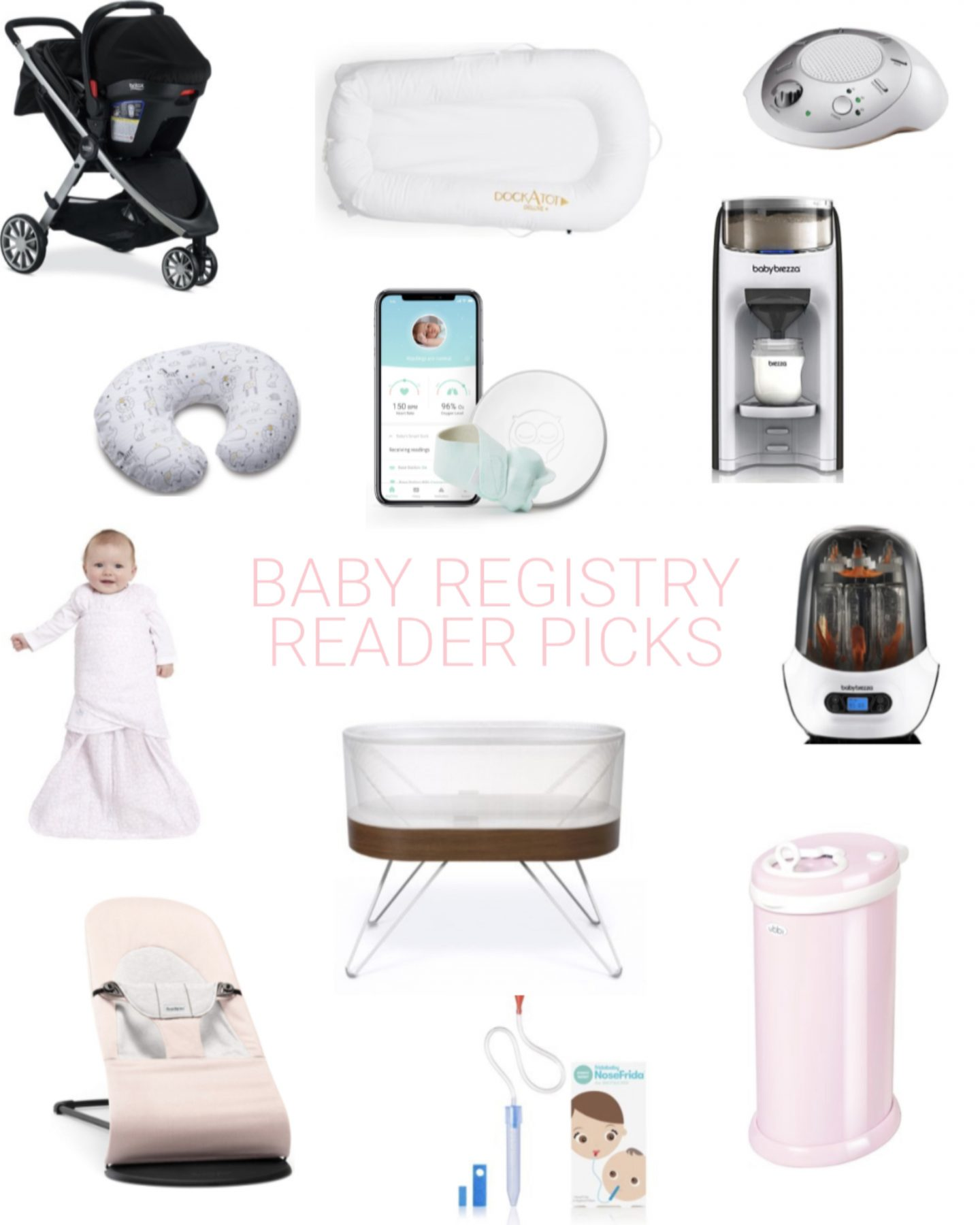 Baby Registry – Reader Top Picks