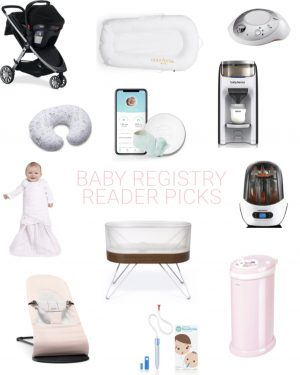 Walmart Baby Registry Reader Top Picks