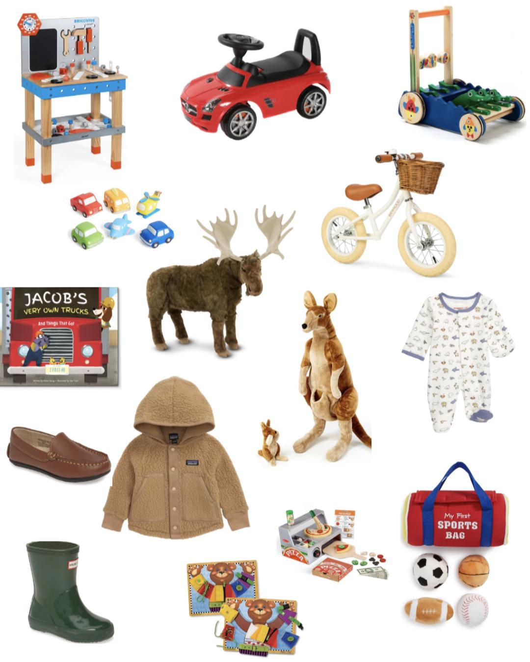 Nordstrom Boy Toys