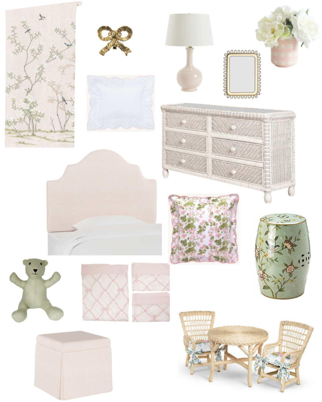Big GIrl Room Inspiration