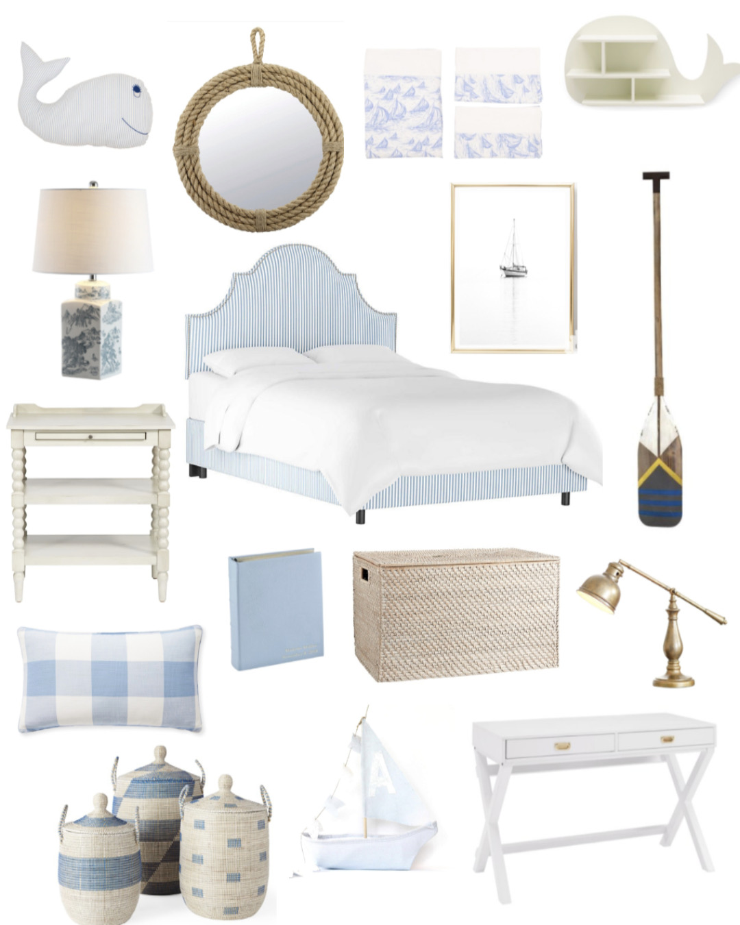 Boy Nursery & Big Kid Room Inspiration!