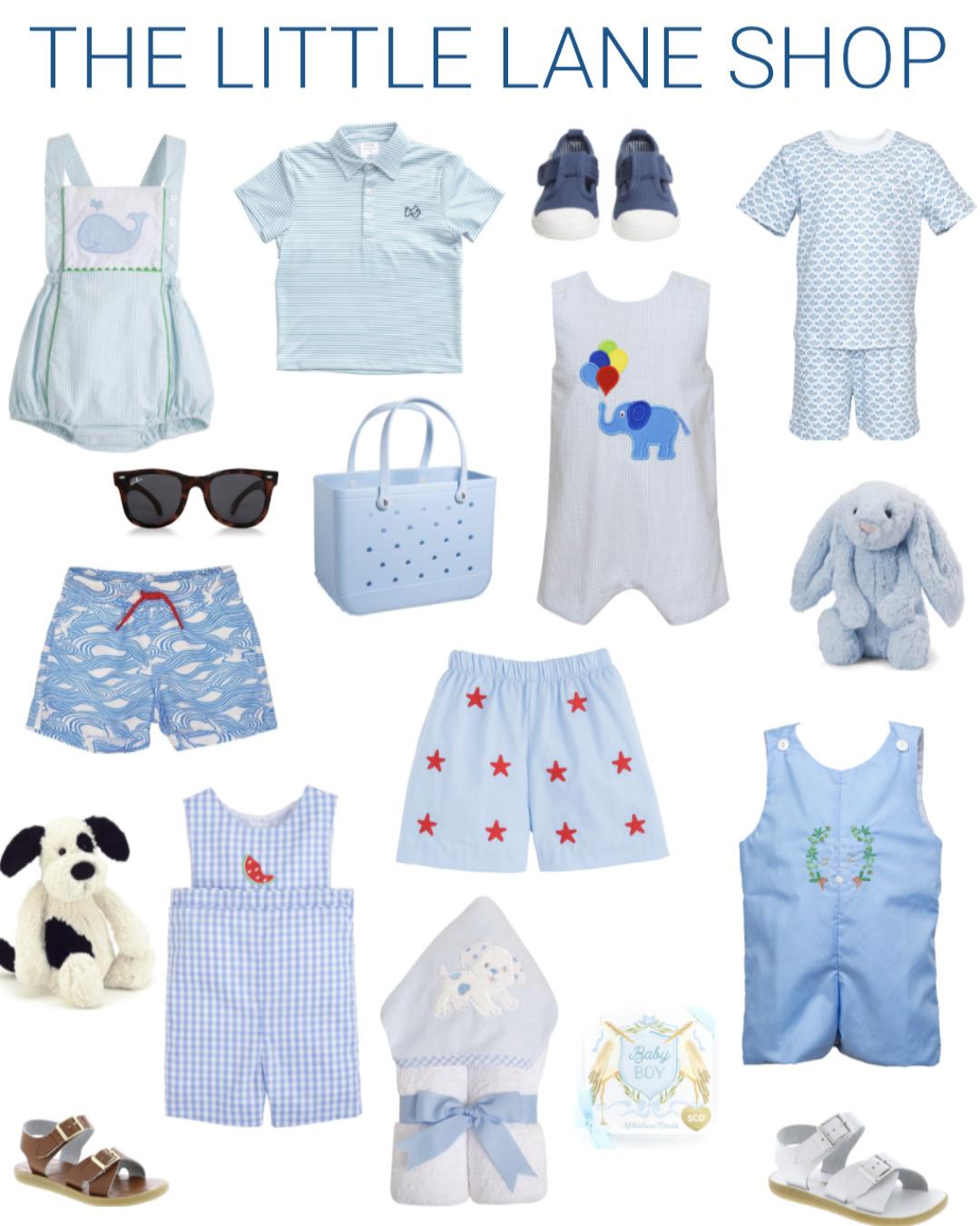 Boy Spring Clothes